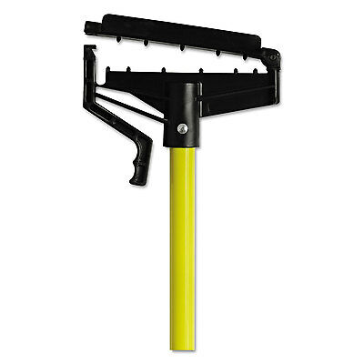 "O-Cedar Commercial Quick-Change Mop Handle 60"" Fiberglass Yellow CB965166EA"