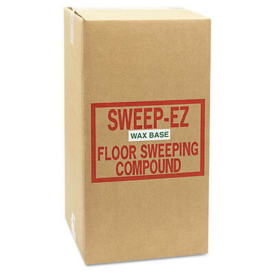 Sorb-All Wax-Based Sweeping Compound 50lbs Box 50WAX