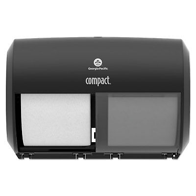 Georgia Pacific Professional Compact Coreless Side-by-Side Double Roll Tissue