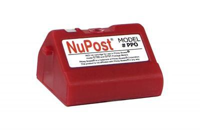 Clover NuPost Non OEM New Postage Meter Red Ink Cartridge for Pitney Bowes 769 0