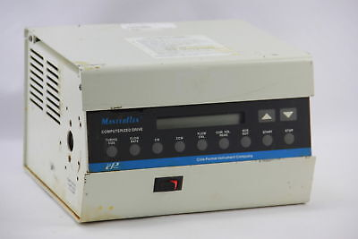 Cole Parmer 7550-90 Masterflex Computerized Drive Peristaltic 2-Pump Head 1.5A