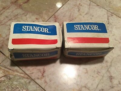 2X STANCOR P-8388 CONTROL TRANSFORMERS - New Old Stock NOS
