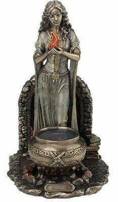 Brigid - Goddess of Hearth and Home Statue