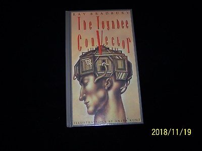 Ray Bradbury The Toynbee ConVector HC 1st Ed NEW Hand signed and dated