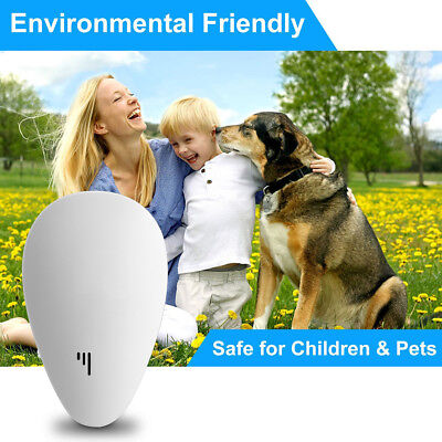 Ultrasonic Pest Reject Electronic Repeller Anti Mosquito Insect Killer Insects