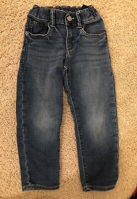 Baby Gap 1969 Boys Jeans Size 5 Slim Fit