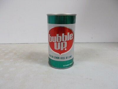 1960's Bubble Up soda can.