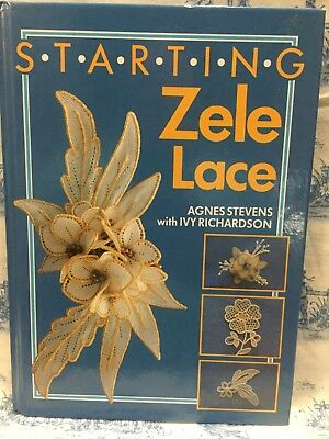 Starting Zele lace Hardcover – 1989