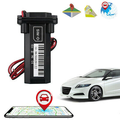 Waterproof GSM GPS GPRS Tracker Locator Car Vehicle Tracking Device Realtime CHL
