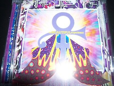 Prince The Beautiful Experience - Most Beautiful Girl In World AUST CD EP