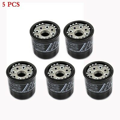 5 Pcs Pack Oil Filter For Yamaha Marine F100 F115 F80 F90 F30 Fx140 F50 F60 F75