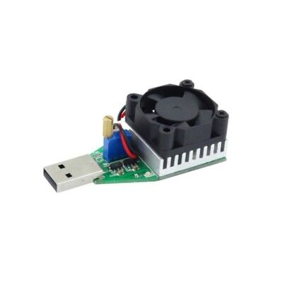 Electronic 15W Load Resistor USB Current Tester Discharge Battery Test Capacity