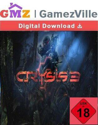 Crysis 3 EA Origin Key PC Didital Download