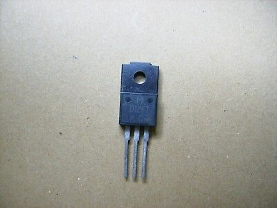 D1267 - 2Sd1267 - To-220F