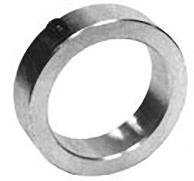 "New 1 1/4"" I.D., 2"" O.D Solid Steel Shaft Collar 11/16"" Width with One Set Screw"