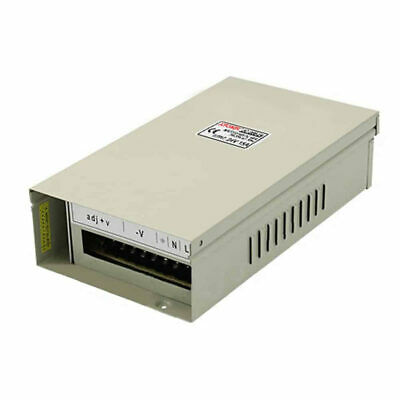 IP65 Rainproof DC 24V Regulated Switching Power Supply Transformer LED Driver...