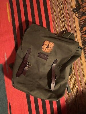 Filson & Usfs Ranger Backpack Sold Out