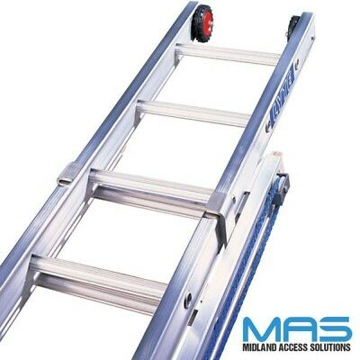 "LYTE Heavy Duty Rope Operated Class 1 Ladder-Built to order, The ""Big Daddy"""