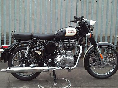 Royal Enfield Bullet Classic 500 ABS
