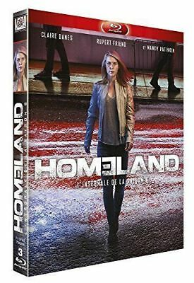 HOMELand : SAISON 6 - COFFRET 3 BLURAY [Blu-ray]