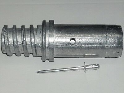 Acme Threaded Replacement Tip for Extension Poles