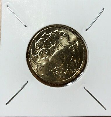2019 $1 Coin Privy Mark 'S' UNC In 2x2 Sleeve