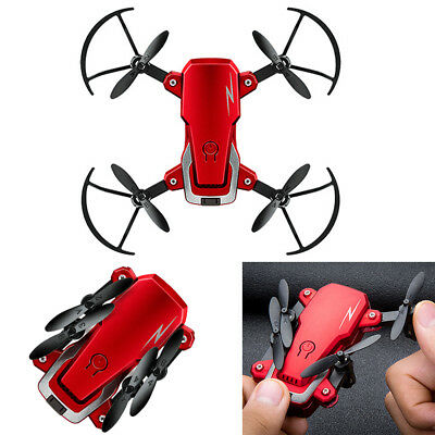 TXD-G1 Foldable Mini RC Drone WiFi Altitude Hold Quadcopter with 0.3MP HD Camera