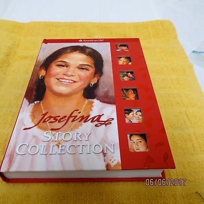 New American Girl 6 Historical Story Stories One Book Retired Version Josefina