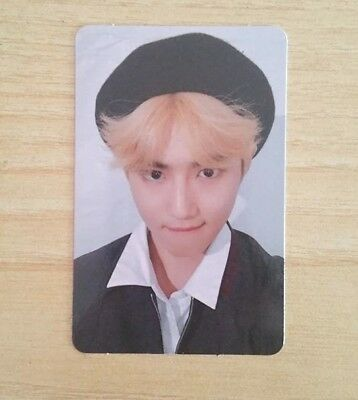 Exo Official Photocard Suho Universe