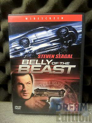 Belly Of The Beast [dir. Ching Siu Tung; Steven Seagal] (2003) Action [DEd]