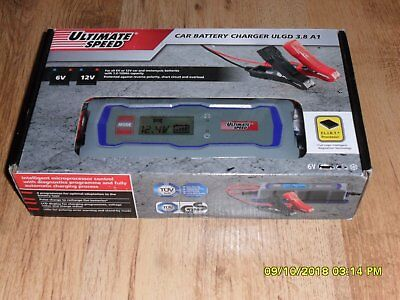 ULTIMATE SPEED CAR Battery Charger Ulgd 3.8 A1 FOR SALE