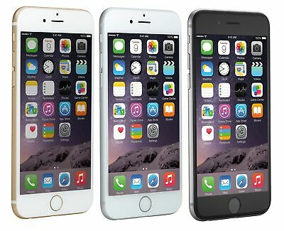 Apple iPhone 6 - 16GB - (Factory GSM Unlocked; AT&T / T-Mobile) Smartphone