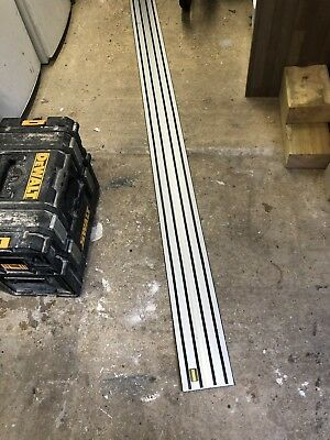 Dewalt Dws5023 2.6m guide rail used