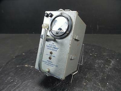 Precision Radiation 106B Lucky Strike Instruments Geiger Counter