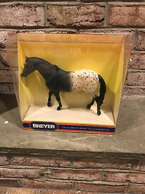 Breyer Traditional #103 1986 Sandy Bay Appaloosa Yearling W/box