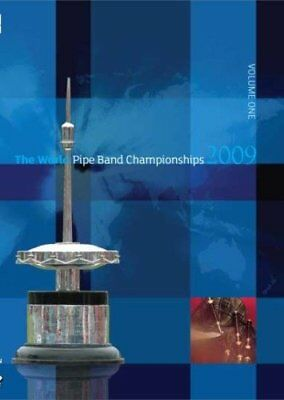 The World Pipe Band Championships 2009 vol 1 DVD
