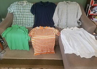 Mens clothes size Xlarge mixed lot of 6