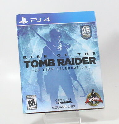 Rise of the Tomb Raider: 20 Year Celebration/PS4-GOOD