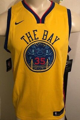 competitive price 90b78 665f6 KEVIN DURANT JERSEY! Golden State Warriors YOUTH XL (18/20) The Bay