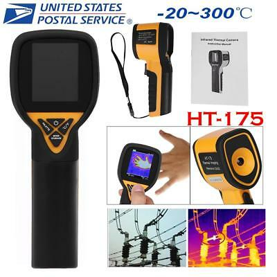 New Handheld Thermal Imaging Camera IR Infrared Thermometer Imager -20 to 300℃ S