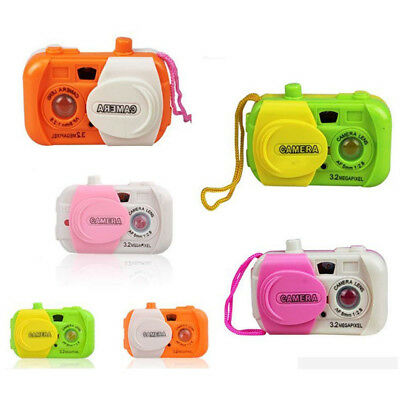 Home Kids Child Baby Study Toy Projection Simulation Camera Educational Toys