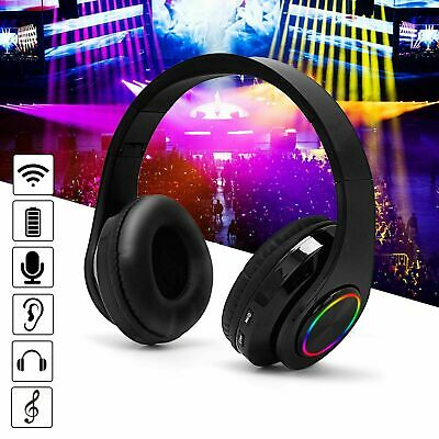 stereo Bluetooth Wireless headphones For Iphone Samsung Htc Sony mobile phone pc