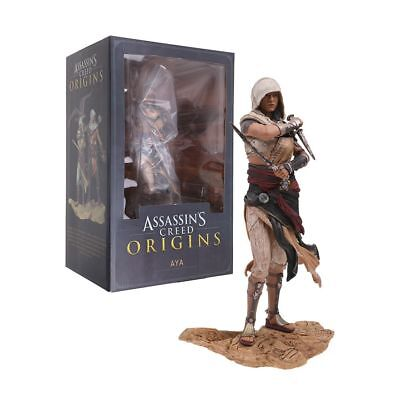Assassin « s Creed origines Aya 10 » PVC Action Figure Statue Figurines Toy Gift