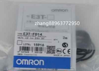 NEW OMRON Proximity Switch E3T-FD14