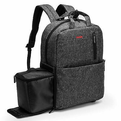 "15.6 "" DSLR/SLR Camera Bag Camera Backpack bag With 15.6 Inch Laptop compartment"