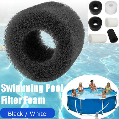 Reusable/Washable Foam Hot Tub Filter Cartridge Pure Spa Pool For Intex S1 Type
