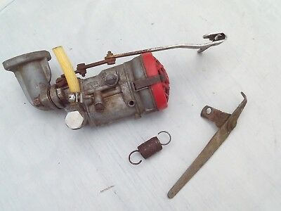 villiers norton carb type B10/2 stationary engine