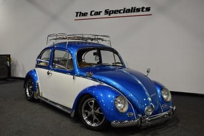 VW Beetle 1.6 BEAUTIFUL CONDITION METICULOUSLY RESTORED TO EXACTING STANDARDS