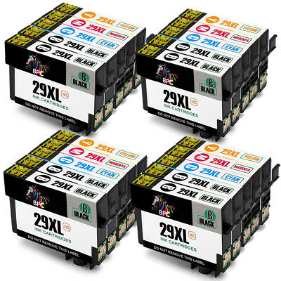 LOT XL Ink Cartridge for Epson XP255 XP257 XP352 XP452 XP455 XP235 XP245 XP442