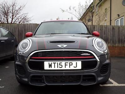 2015 JCW John Cooper Works Mini Fully Loaded, Immaculate Fast Automatic Red Roof